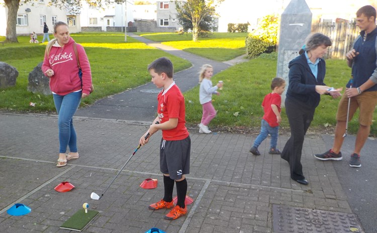 Bridgend Youngsters play StreetGolf cropped.jpg