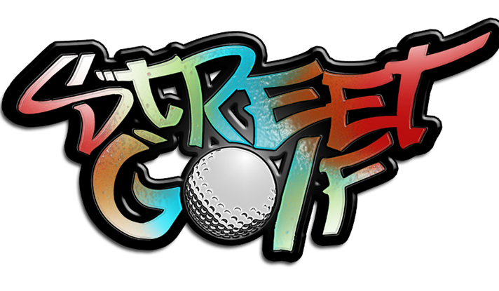 Street Golf logo for feature