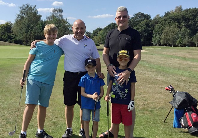 Garforth family day boys with dads.jpg