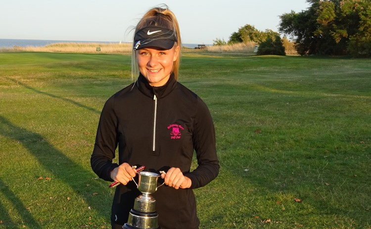 Erin From Felixstowe GC